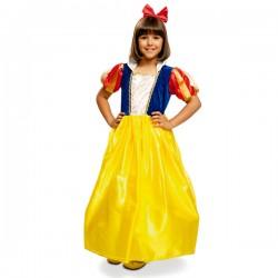 Disfraz de princesas de las nieves para niña - Imagen 1