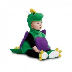 Disfraz de dinosaurio adorable para bebé - Imagen 1
