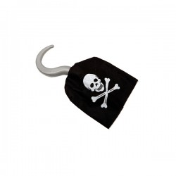 Garfio de pirata valeroso - Imagen 1