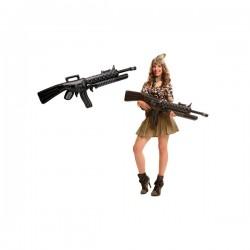 Metralleta hinchable militar - Imagen 1