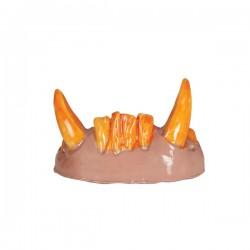 Dentadura de orco para adulto - Imagen 1