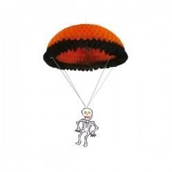 Farol esqueleto paracaidista - Imagen 1