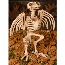 Figura decorativa esqueleto de pájaro - Imagen 1