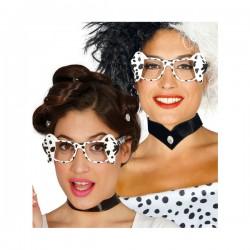 Gafas de dálmata para adulto - Imagen 1