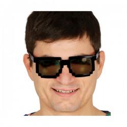 Gafas pixeladas para adulto - Imagen 1