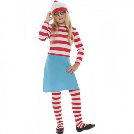 Disfraz de Wenda para niña - Imagen 1