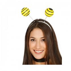 Antenas abeja para adulto - Imagen 1