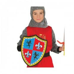 Escudo medieval infantil - Imagen 1