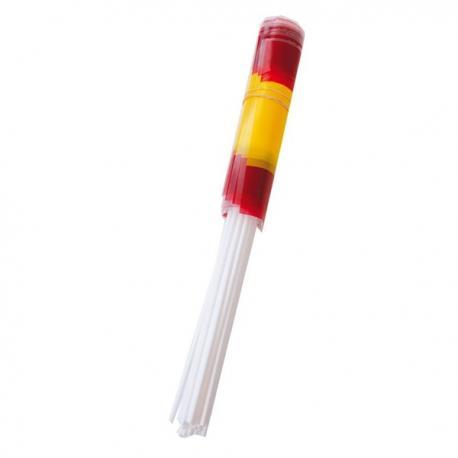 Bandera de España de palo - Imagen 1