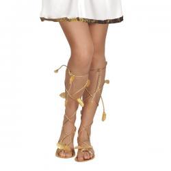Sandalias romanas de laurel para adulto - Imagen 2