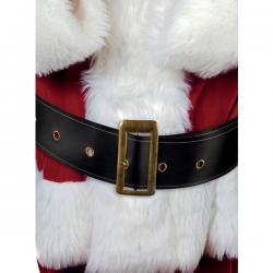 Cinturón de Papá Noel ancho para hombre - Imagen 2