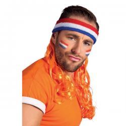 Cinta de Holanda con pelo para adulto - Imagen 2