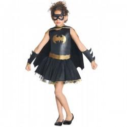 Disfraz de Batgirl niña con tutú - Imagen 1