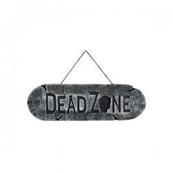 "Cartel decorativo de ""Dead Zone"" - Imagen 2"