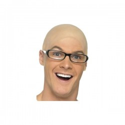 Calva cabeza pelada - Imagen 1