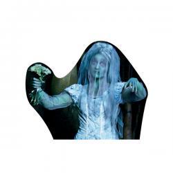 Figura decorativa de novia zombie - Imagen 2