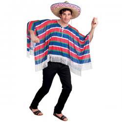 Poncho de mariachi para adulto - Imagen 1