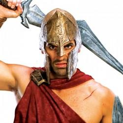 Casco Espartano 300 adulto - Imagen 1