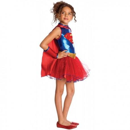Disfraz de Supergirl Tutú para niña - Imagen 1 f70288b7085
