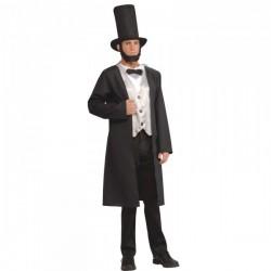Disfraz de Abraham Lincoln - Imagen 1
