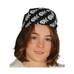 Pañuelo pirata infantil - Imagen 1
