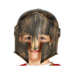 Casco de espartano infantil - Imagen 1
