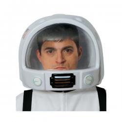 Casco de astronauta para adulto - Imagen 1