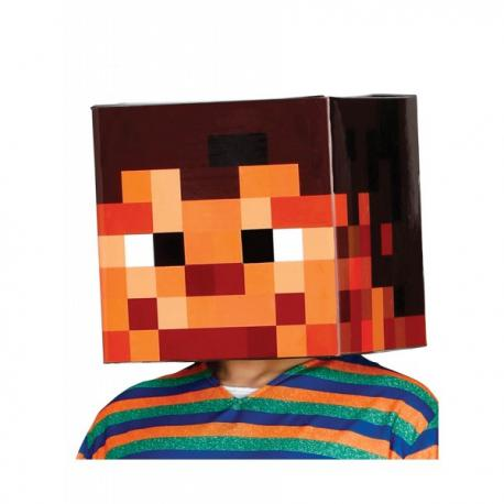Cabeza pixelada de 30 x 30 cm - Imagen 1