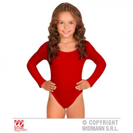 Body rojo para niña - Imagen 1
