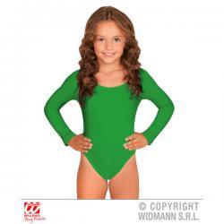 Body verde para niña - Imagen 1