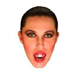 Dientes vampiro sangrantes para adulto - Imagen 1