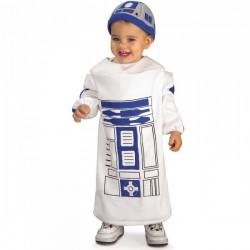 Disfraz de R2D2 Star Wars bebé - Imagen 1