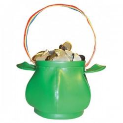 Bolso de Olla Dorada Saint Patrick's Day - Imagen 1
