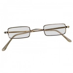 Gafas rectangulares - Imagen 1