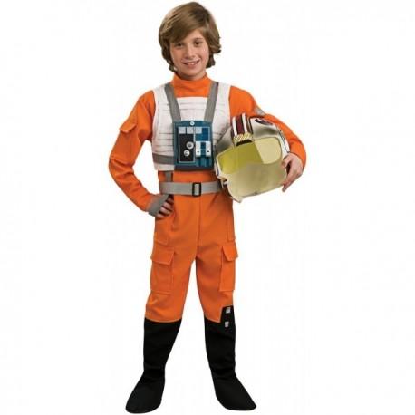 Disfraz de Piloto X-Wing infantil - Imagen 1