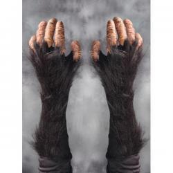 Manos de chimpancé para adulto - Imagen 2