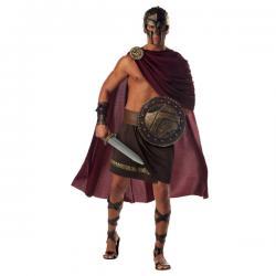 Disfraz de guerrero espartano para hombre - Imagen 1
