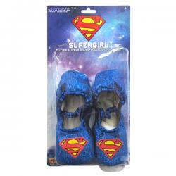 Zapatos de Supergirl para niña - Imagen 1