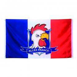 Bandera Allez France - Imagen 1