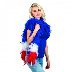 Boa francesa de plumas - Imagen 1