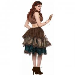 Falda Steampunk para mujer - Imagen 1