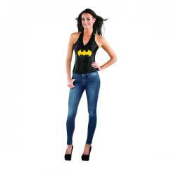 Corsé de Batgirl de piel de imitación para mujer - Imagen 1