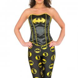 Corsé de Batgirl deluxe para mujer - Imagen 1