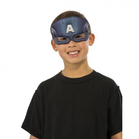 Antifaz de Capitán América infantil - Imagen 1