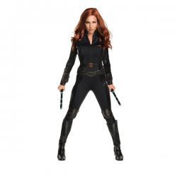 Disfraz de Viuda Negra Capitán América Civil War para mujer - Imagen 1