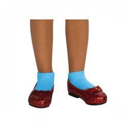 Zapatos de Dorothy deluxe para niña - Imagen 1