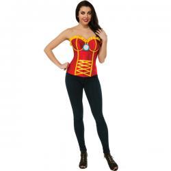 Corsé de Iron Man para mujer - Imagen 1