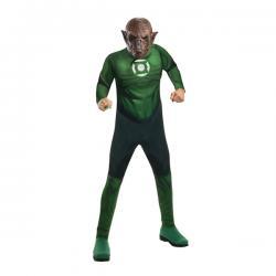 Disfraz de Kilowg Linterna Verde para hombre - Imagen 1