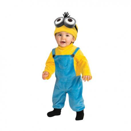 Disfraz de Minion Kevin para bebé - Imagen 1
