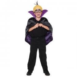 Kit disfraz de Minion Drácula infantil - Imagen 1